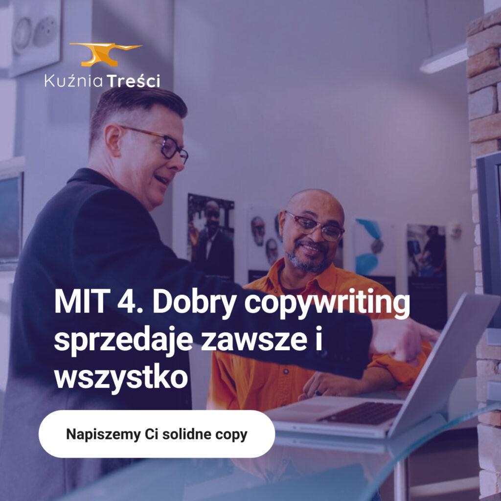 mity ocopywritingu